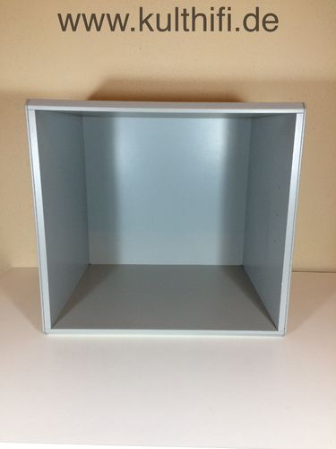 Equipment cabinet Braun Atelier HiFi GS4, grey, 14209