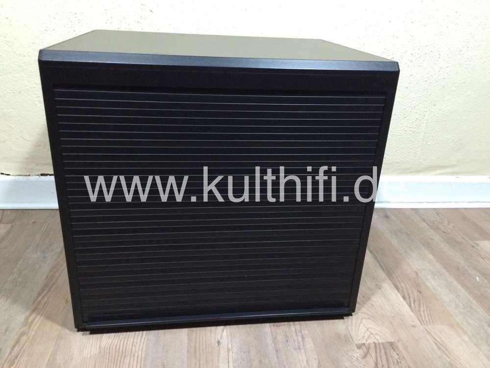 Geräte Schrank Braun Atelier HiFi GS3, schwarz, TOP, Schränkchen