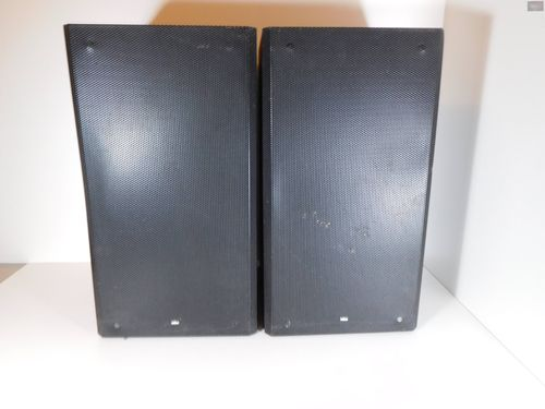 Speaker Braun Atelier HiFi RM7, black, very rare, second hand, 12744/14271