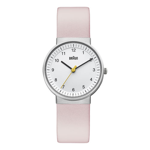 Braun ladies BN0031 classic watch with leather strap, WHLPKL, 66565