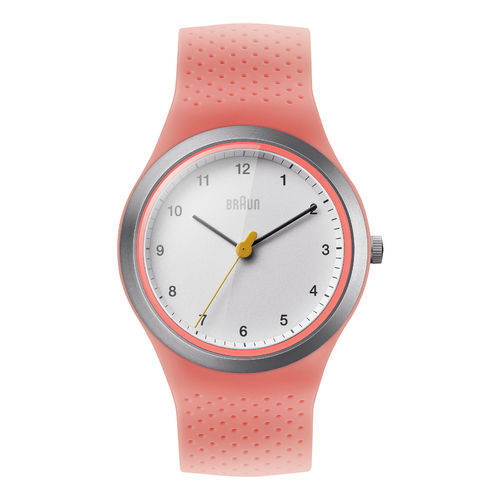 Braun ladies BN0111 sport watch with silicone strap, WHPKL, 66570