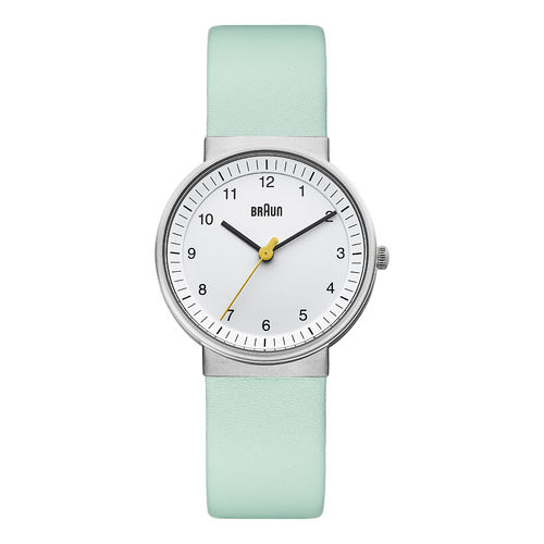 Braun ladies BN0031 classic watch with leather strap, WHTQL, 66566