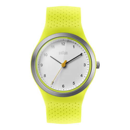 Braun ladies BN0111 sport watch with silicone strap, WHGRL, 66571