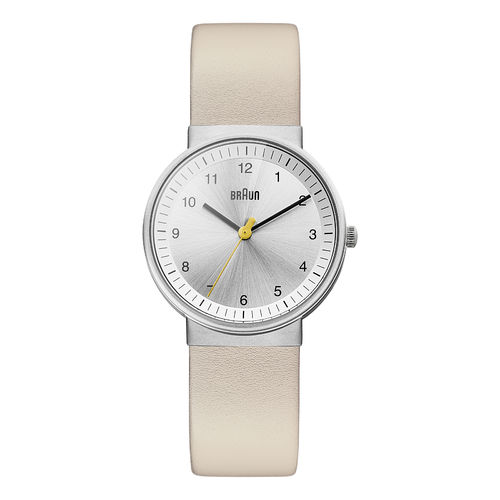 Braun ladies BN0031 classic watch with leather strap, SLBGL, 66567