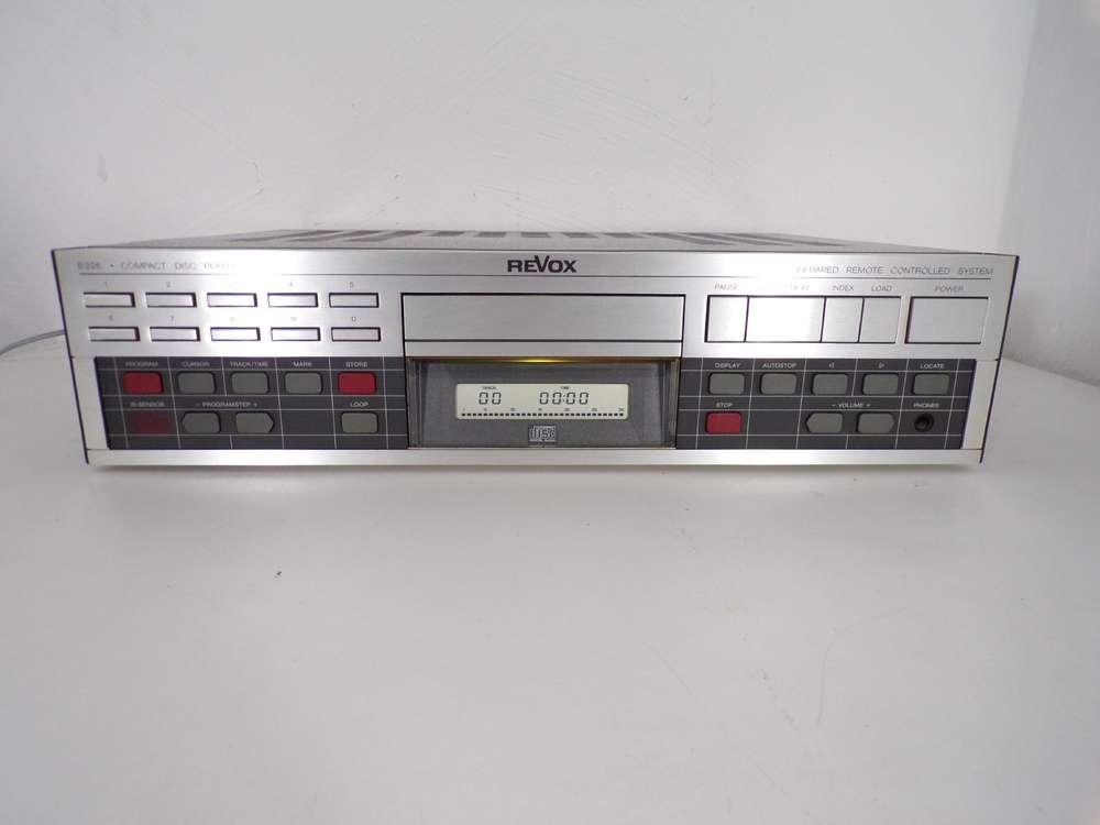 Heim-audio & Hifi Revox B-226 Compact Disc Player