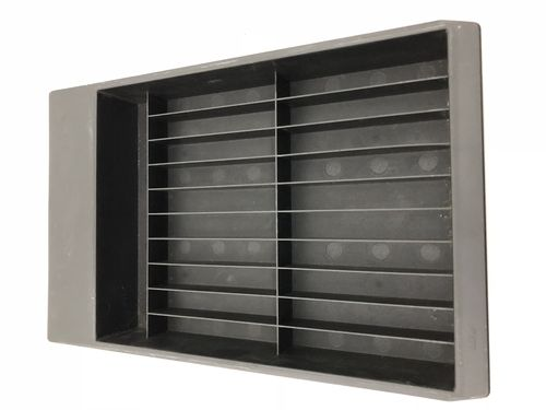 Braun atelier Hifi drawer for MC cassettes braun hifi rack GS5 GS 5 6 / GS6 od. T+A TM44 / TM 44