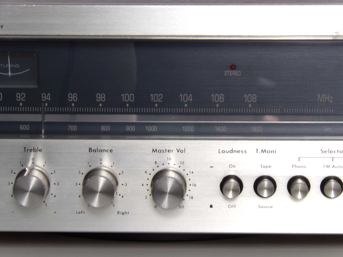 Record player and amplifier Onkyo Y-7000/Y 7000, for hobbyist