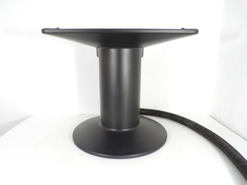 Pedestal Braun Atelier HiFi AF1/2, audio foot, black, very good,