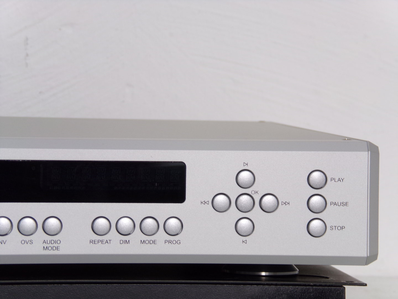 T+A HiFi / High End SACD Player SACD1250R, silver, like new