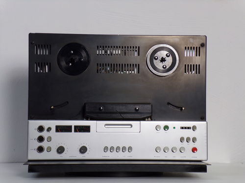 Braun HiFi-stereo tape recorder TG 1000, good condition, 4173/14635