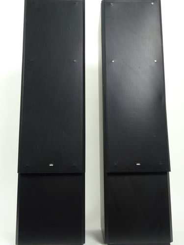 Speakers Braun Atelier HiFi M10, black, very good condition, 4898/13741
