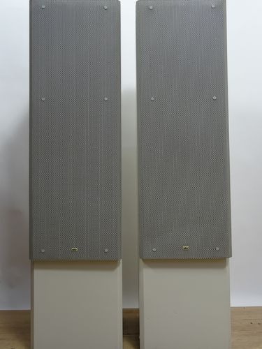 Speakers Braun Atelier HiFi M10 , grey, good condition, 5127/12470