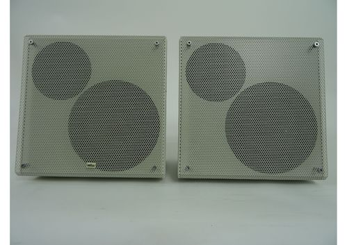 Loudspeaker Braun Atelier HiFi LS40, grey, good condition, 4979/15033