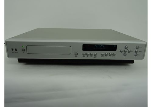 T&A HiFi SACD1250R CD-Player, silber, sehr guter Zustand, 5063/1827314900474