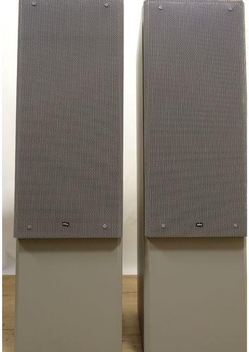 Speakers Braun Atelier M90 LAST EDITION, grey, very good condition, 5085/11878