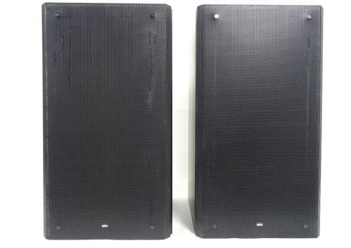 Speakers Braun Atelier HiFi RM7, black, good condition, 5135/14662&14973