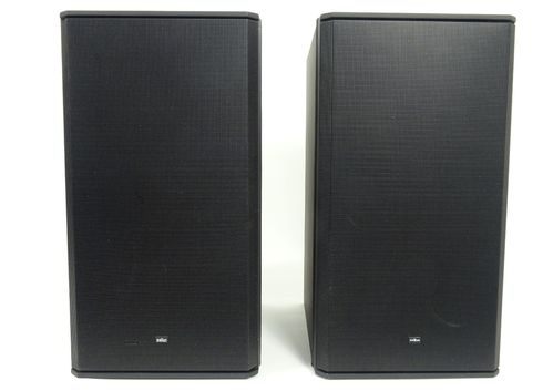 Speaker Braun Atelier HiFi CM7, black, very good condition, 5155/10499