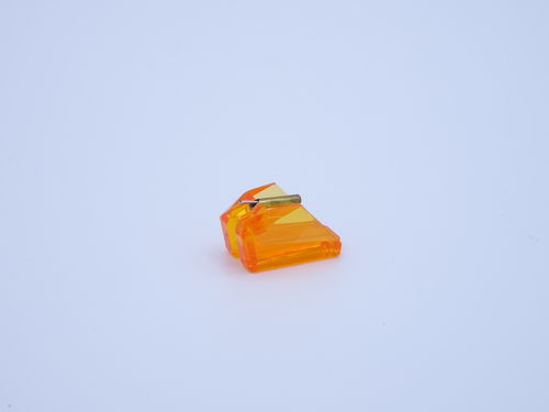 Replacement stylus NATIONAL EPS-24 CS, high-quality replica, orange, ENTO940DS