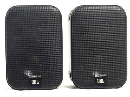 JBL Control 15E speaker in black, good condition, 5561/U-706-000964-1